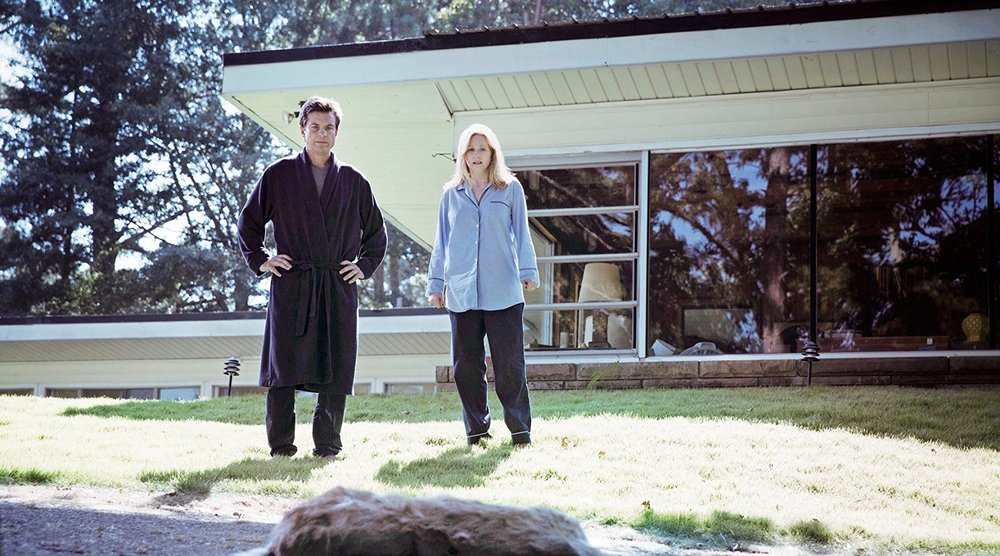 Netflix Series Ozark Lake House - Image via: Entertainment Weekly