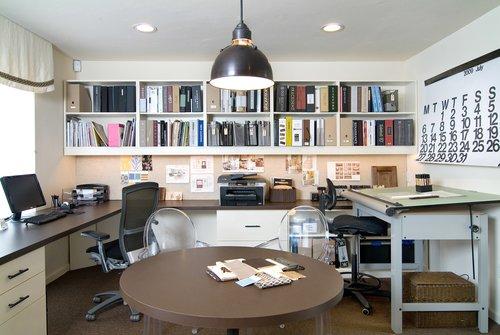 Interior Design Business Office