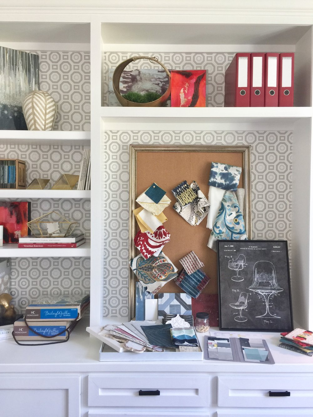 Southern Living Showcase Home - Home Office