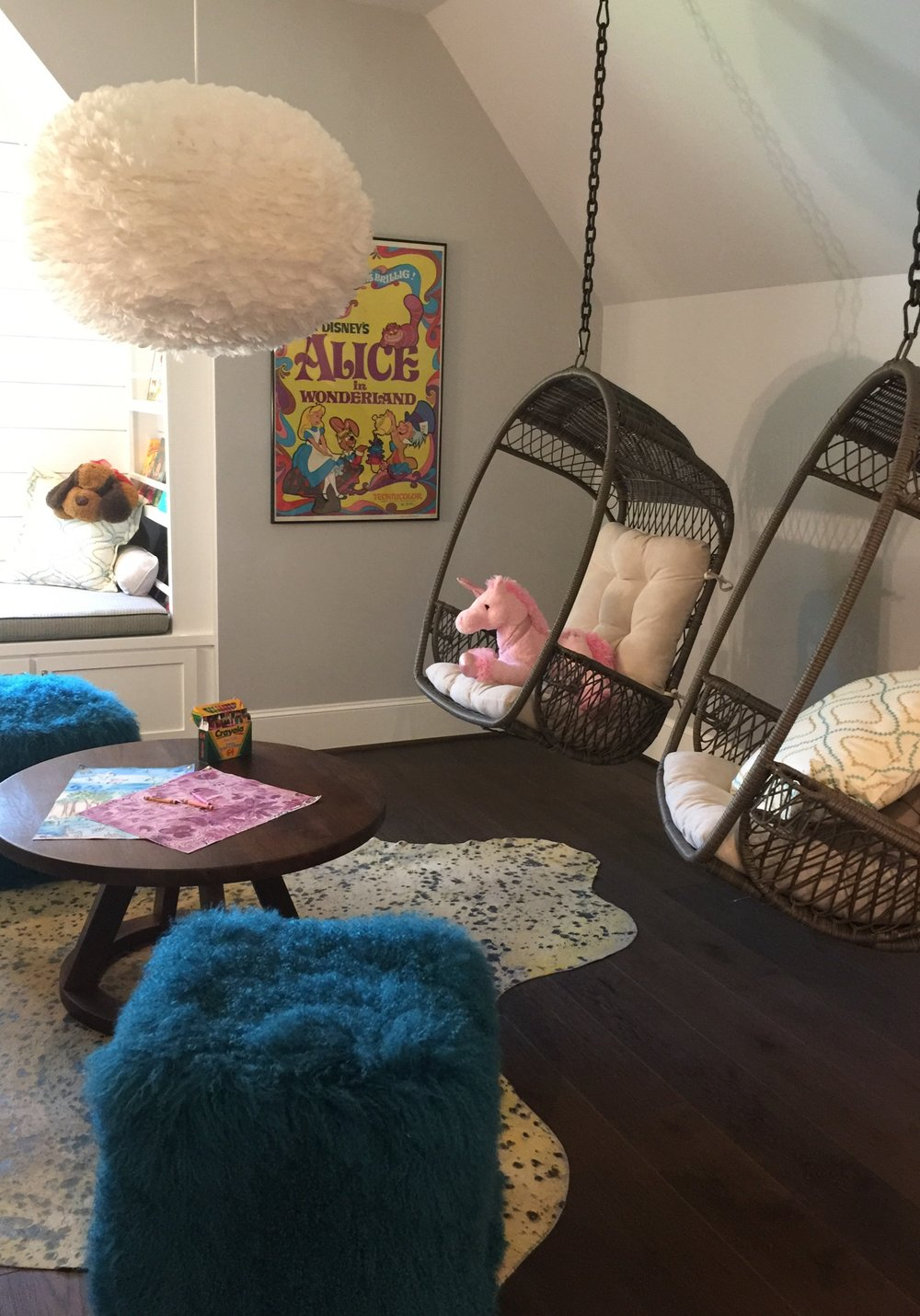 Girl's Playroom - Southern Living Showcase Home