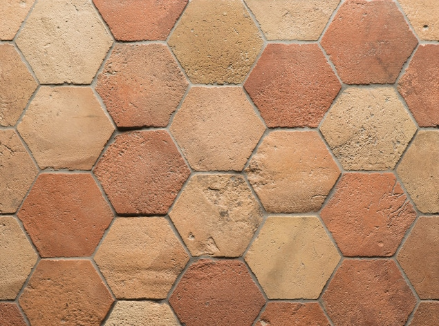Terracotta Tile Floors - Do Not Rip These Out!