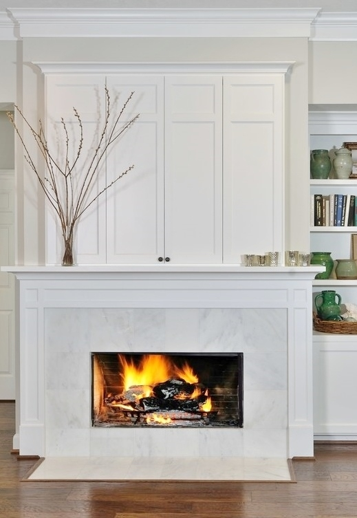 How To Decorate Your Mantel - Tips, Decor Recs, & Inspiration ...