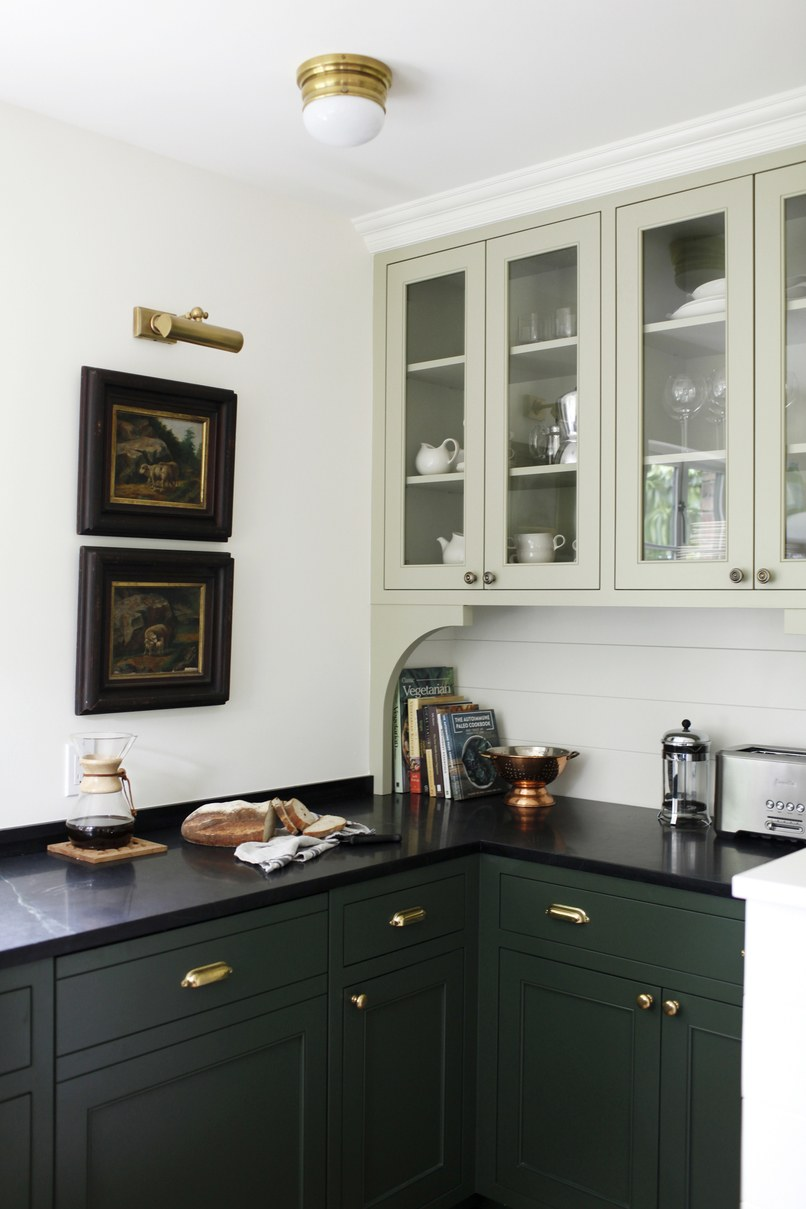 Designer:  Katie Hackworth , kitchen backsplash detail #kitchenbacksplash