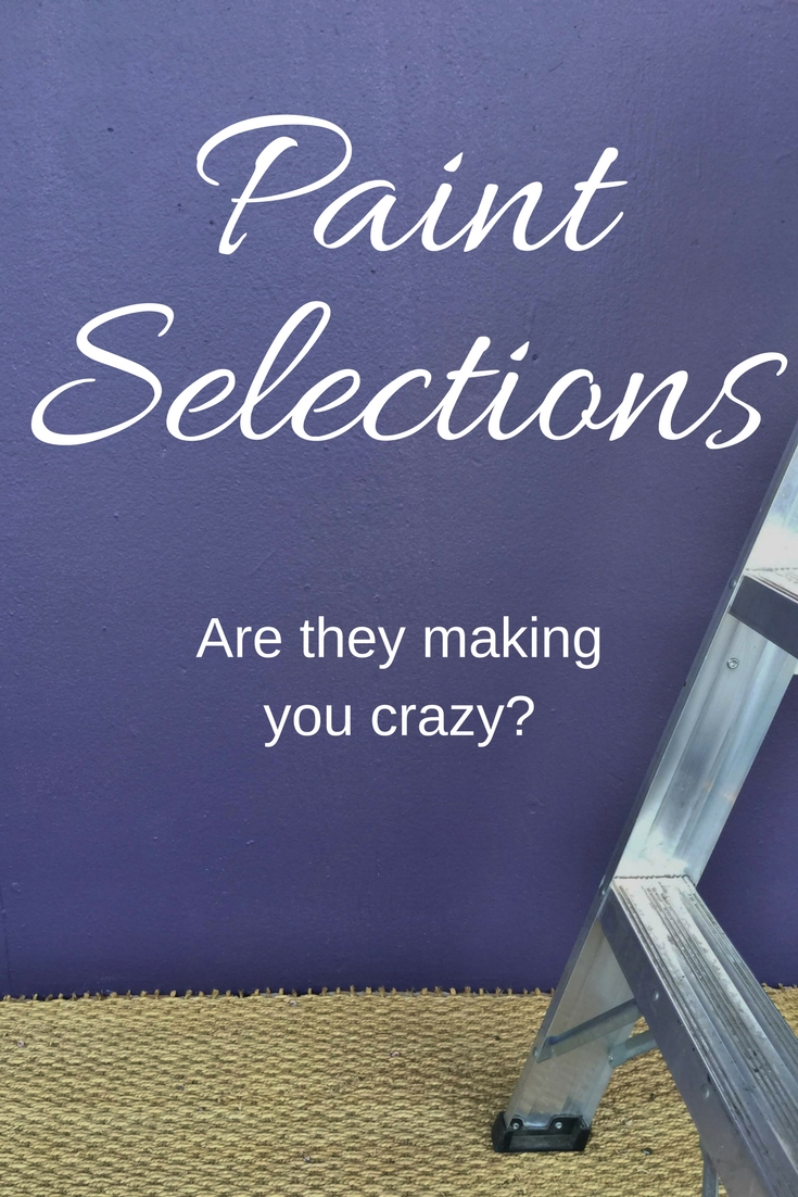 My handy guide for selecting paint for your home