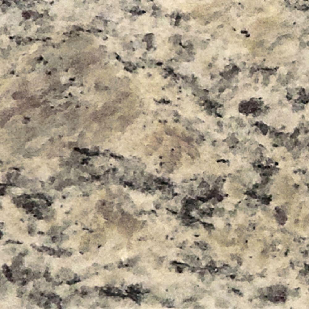 spotty Santa Cecelia granite