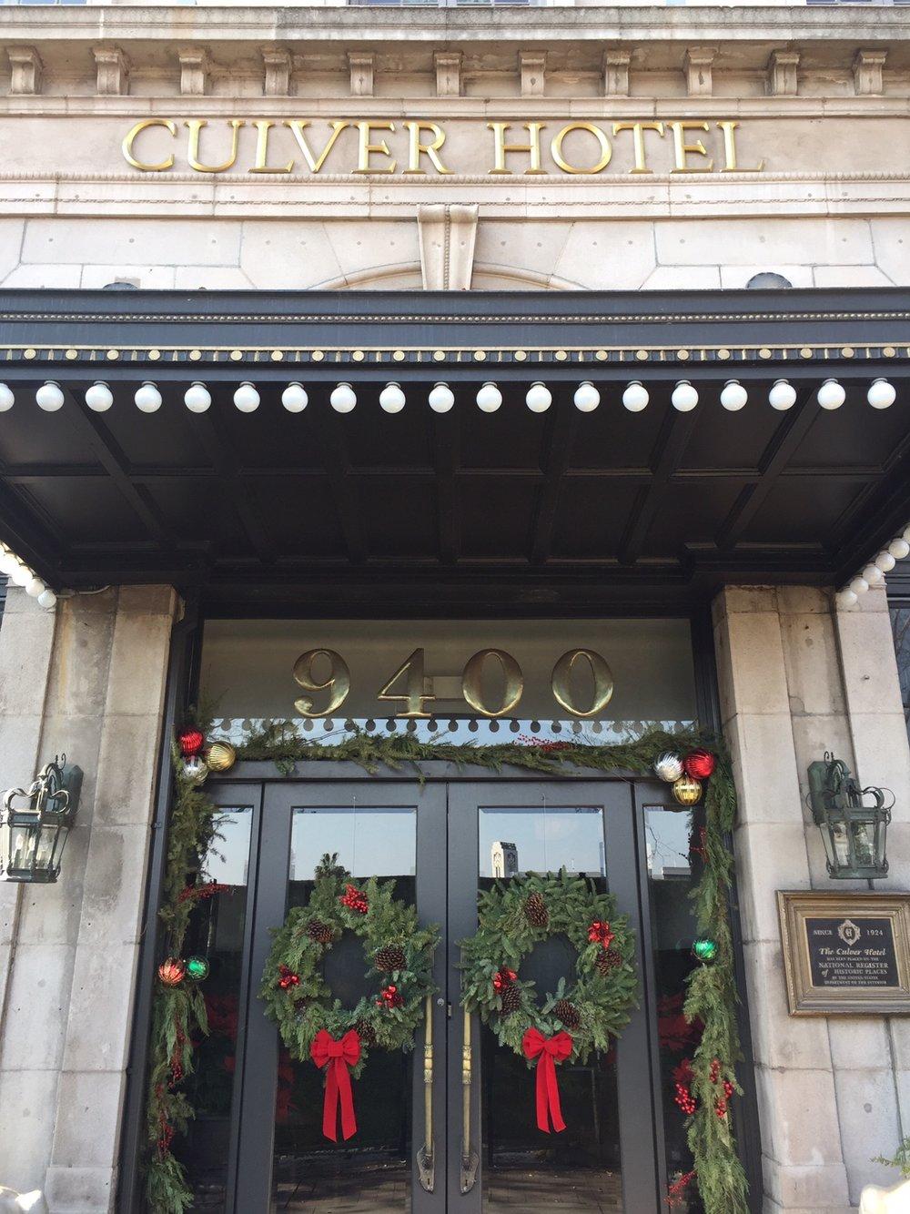 The Culver Hotel - Los Angeles