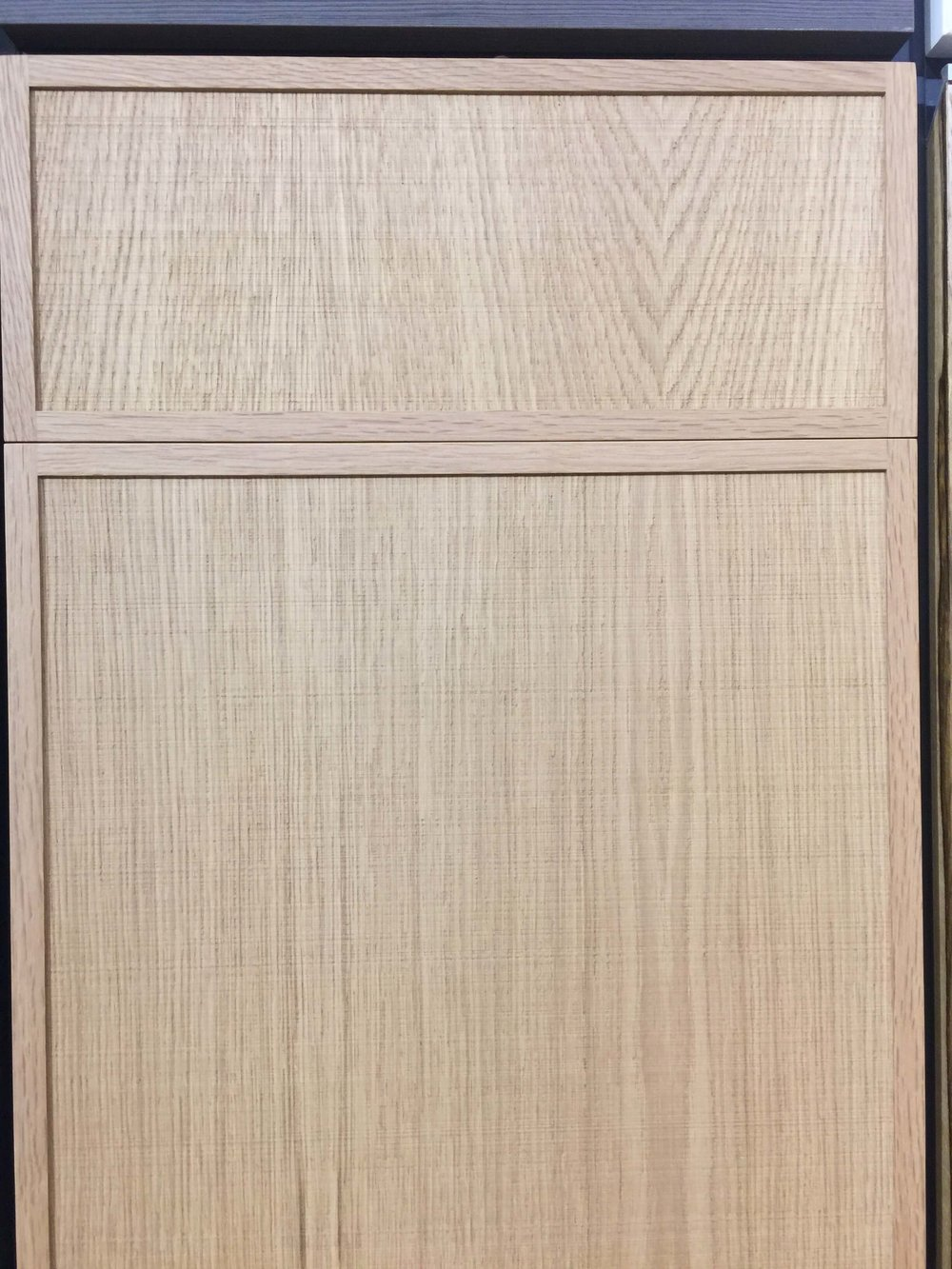 Check out this gorgeous brushed oak finish on a cabinet door from  Harmoni Kitchens . #cabinetry #cabinets #oakcabinets