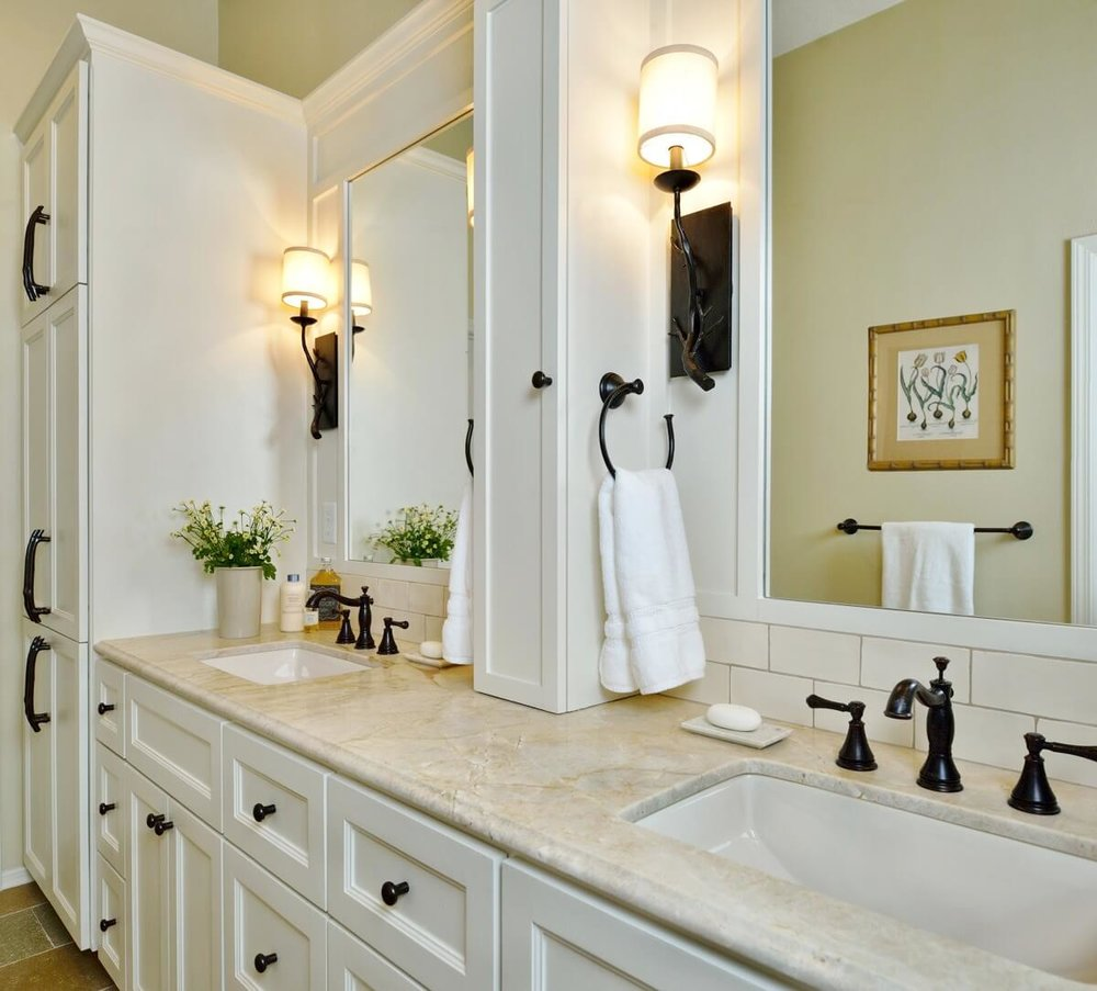The 12 Inch Deep Upper Bathroom Cabinet - Include One In Your Next ...