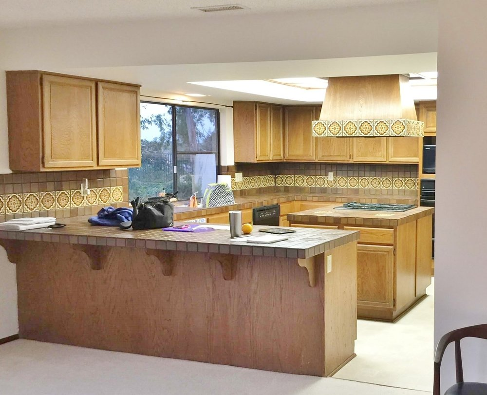 BEFORE - Remodel for some empty nesters