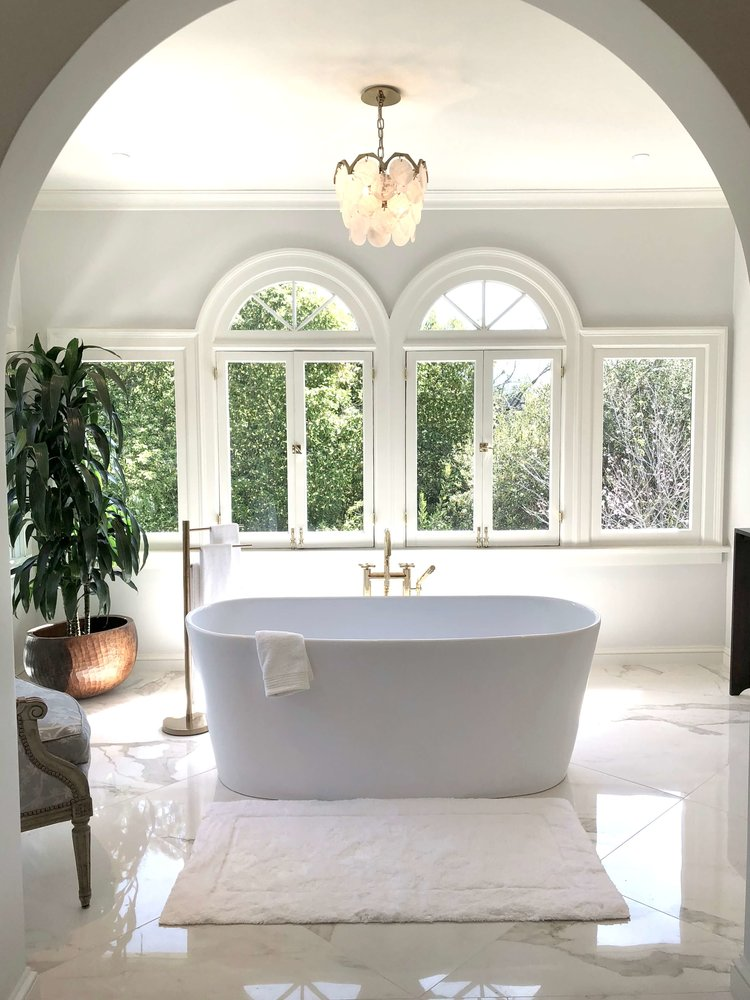 More Sneak Peeks From The Pasadena Showcase House Of Design DESIGNED - Bathroom remodel pasadena