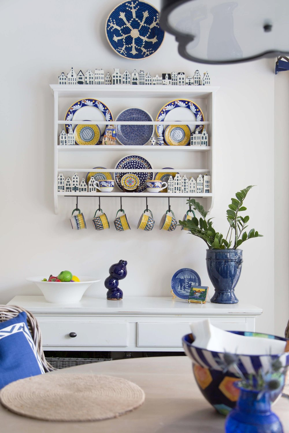 Kitchen Styling -  Carla Aston, Photographer: Tori Aston #kitchenstyling