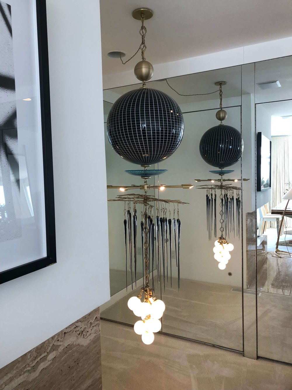 Statement lighting #statementlighting #chandelier