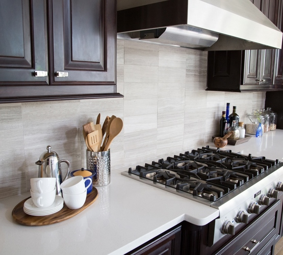 When To Use A Natural Stone Backsplash And When Not To Designed