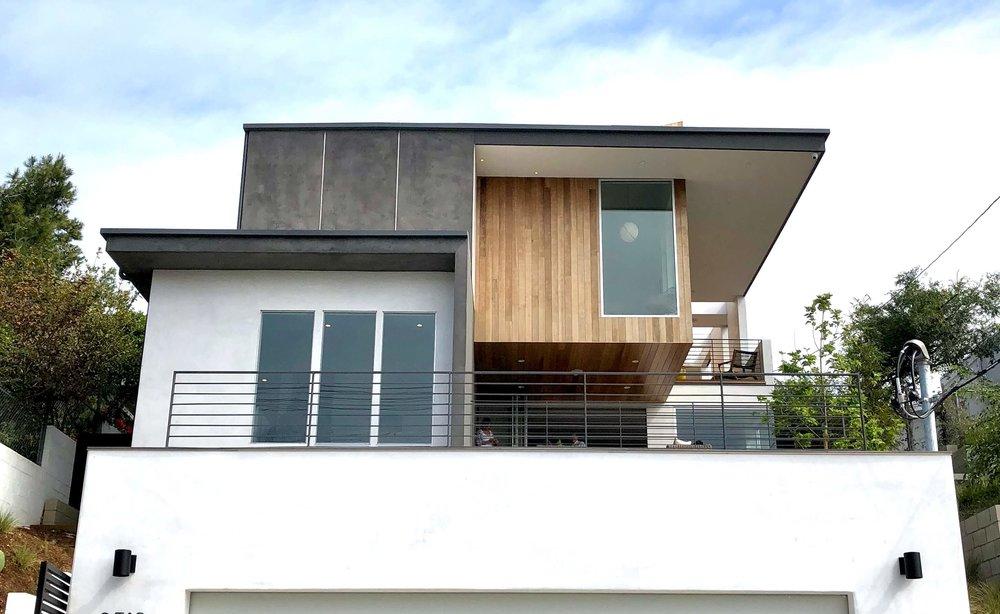 Street view, balconies | California home tour, Architects: CHA:COL, Inc.