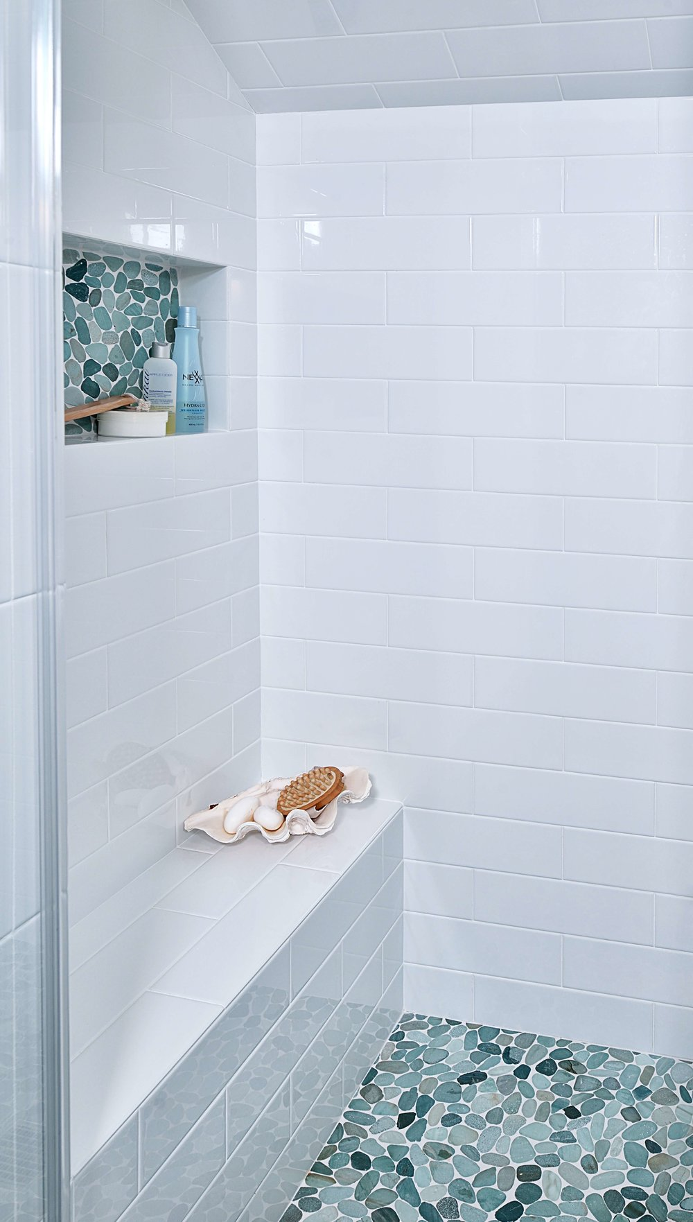 25 Beautiful Shower Niches For Your Beautiful Bath Products — DESIGNED