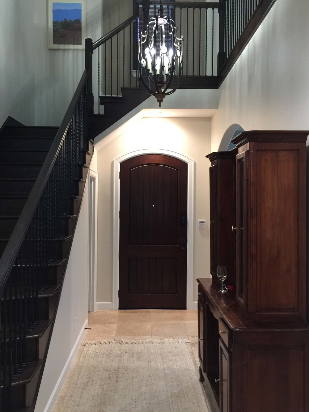 BEFORE - Foyer / Entry Hall