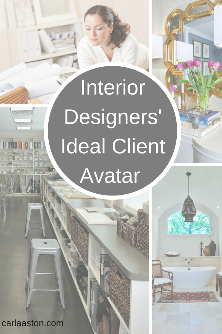 My $15 guide for an ideal interior design client avatar
