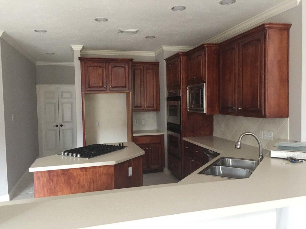 PROJECT SNEAK PEEKS | BEFORE - Kitchen Remodel