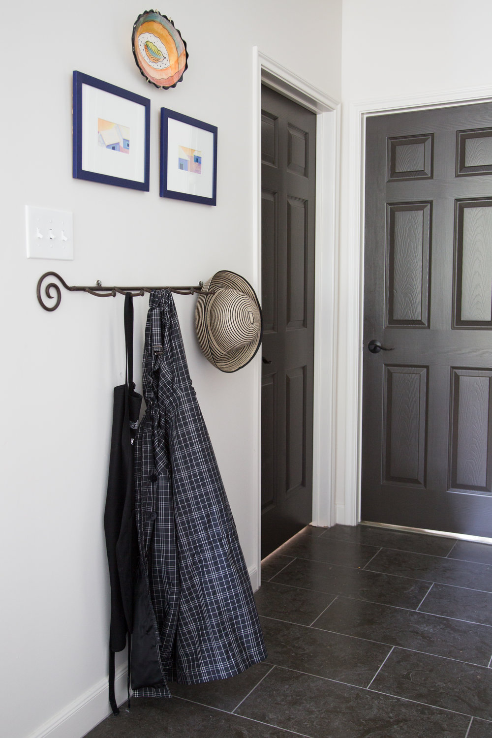 Which Direction Should You Run Your Tile Flooring? Well... — DESIGNED