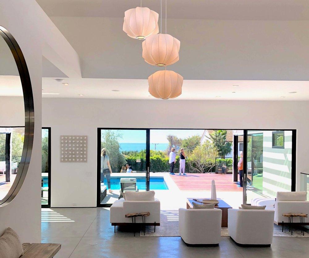 California contemporary design - Dwell on Design's Fall Home Tour, Designer: Vitus Mitare #contemporarydesign #slidingdoors