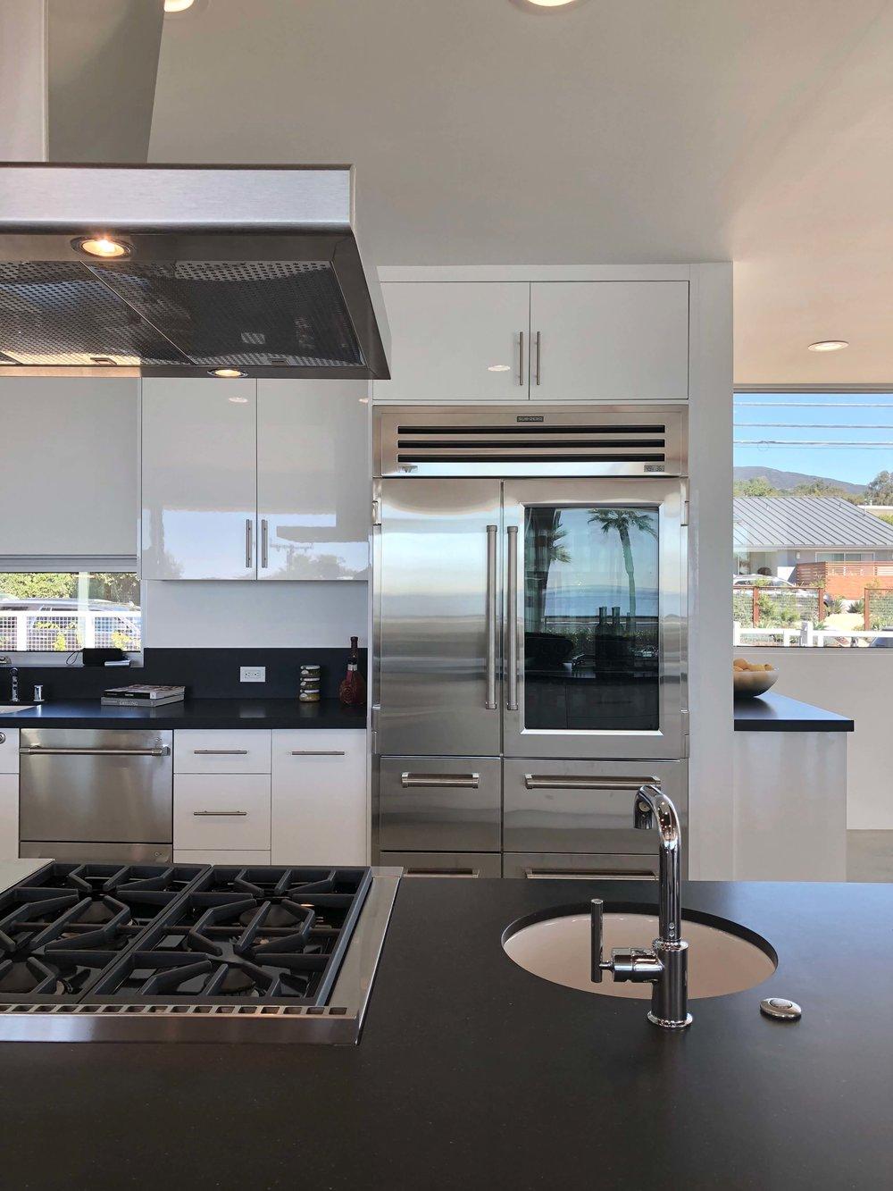 California contemporary design - Dwell on Design's Fall Home Tour, Designer: Vitus Mitare #contemporaryarchitecture #kitchendesignideas