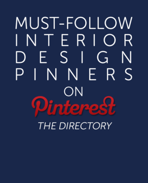 Must Follow Interior Design Pinners On Pinterest