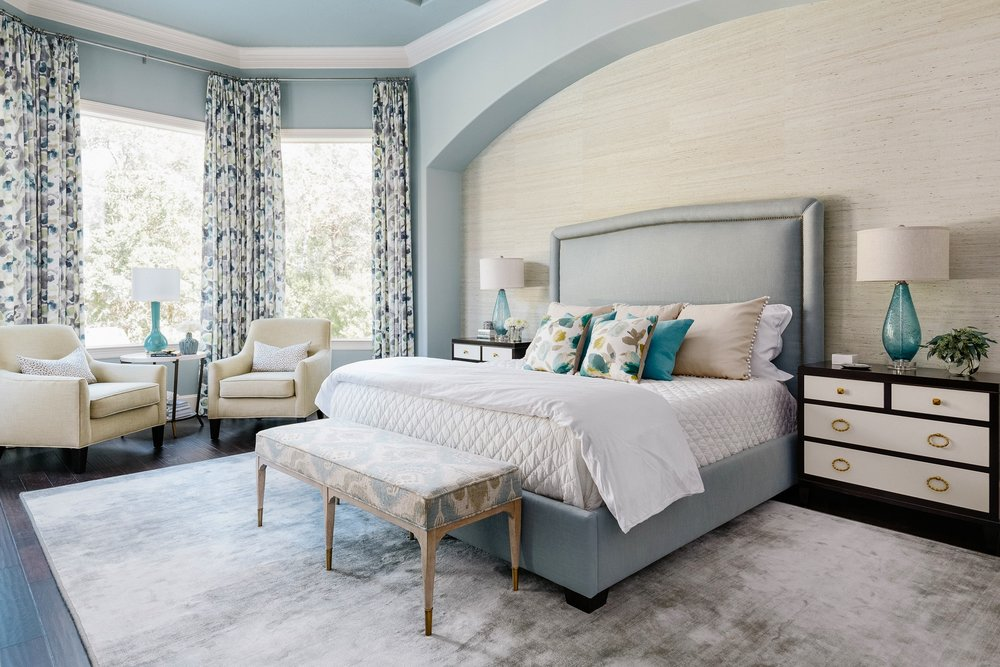 PROJECT REVEAL - A Luxurious Master Bedroom Retreat — DESIGNED