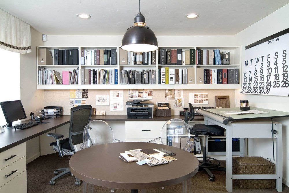 Peek Behind The Scenes Into These Interior Designers Work Spaces