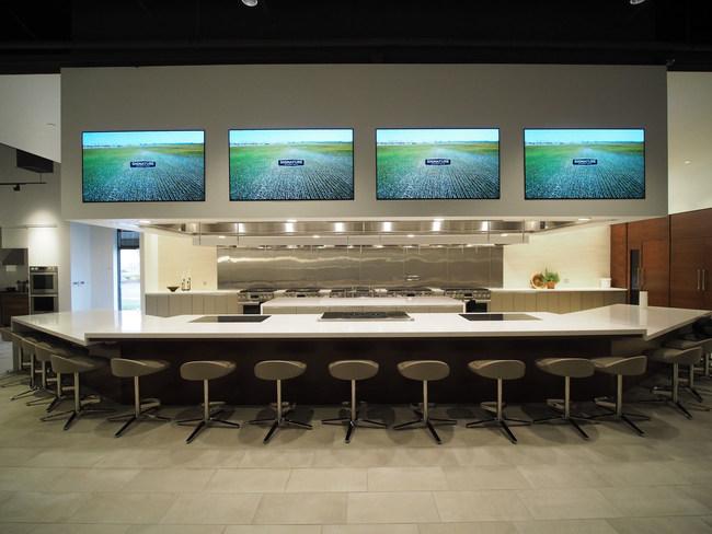 Signature Kitchen Suite Appliances Design And Experience Center in Napa #appliances #sousvide
