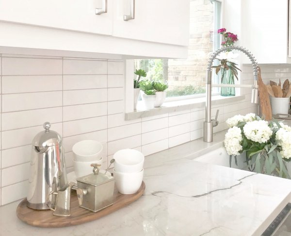 KITCHEN DESIGN QUICK TIP - How To Transition Finishes At The ...