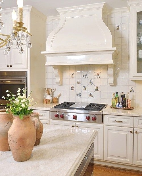 beautiful Semi Gloss Paint For Kitchen Cabinets #4: High gloss paint finish - traditional kitchen designed by interior designer  Carla Aston