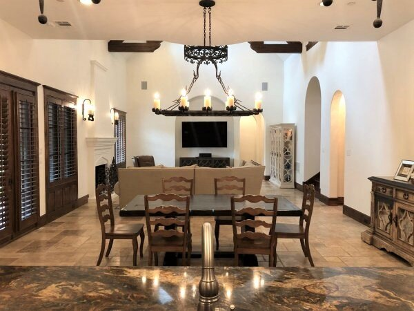 How To Update A Tuscan Style Home For Fresh New Look Designed