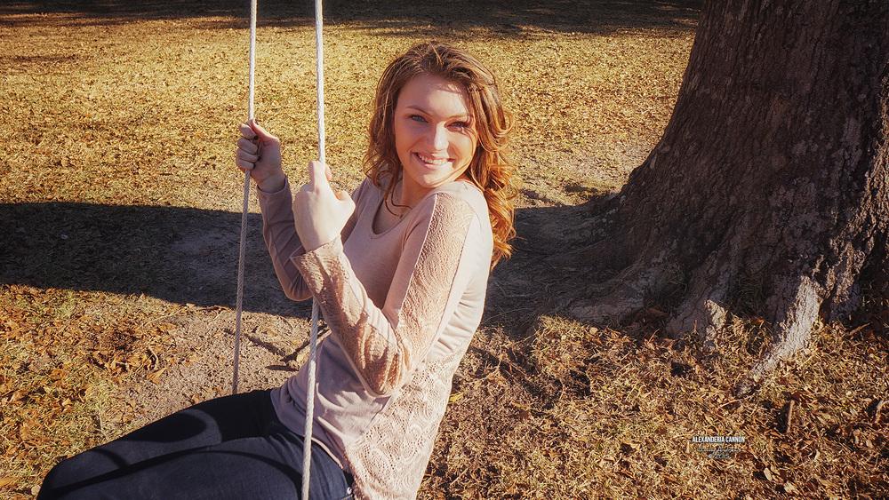Alex Cannon In Swing