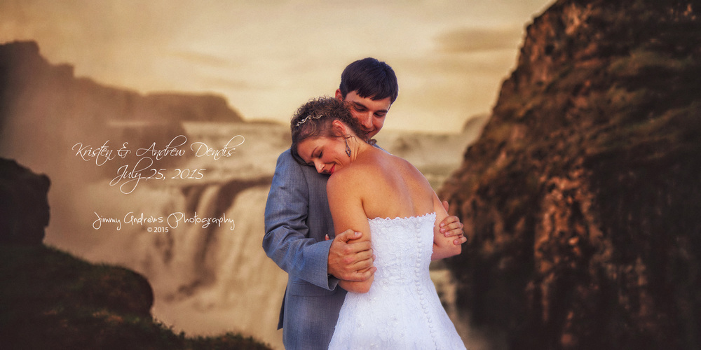 Kristen and Andrew Dendis Just Got Married