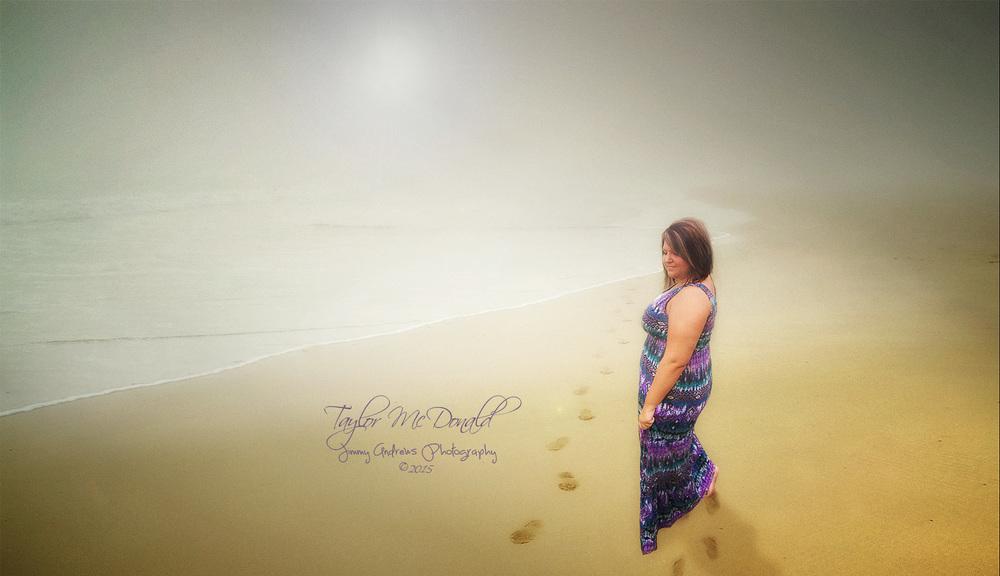 Taylor Footsteps On The Beach.jpg