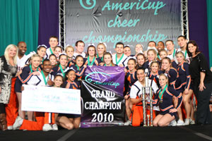 2010 Collegiate Cheer Grand Champs  Orange Coast College - California