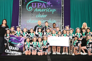 2010 Mini Cheer Grand Champs  Twisters Elite Whirlwinds - Illinois