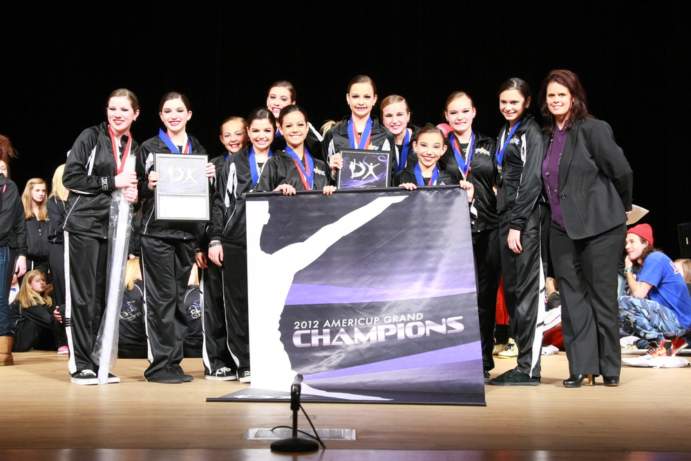 2012 AmeriCup Junior Grand Champions  PACE Elite, California