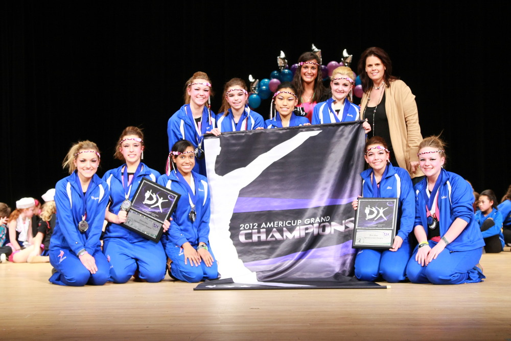 2012 AmeriCup Middle School Grand Champions PJ Jacobs Junior High, Wisconsin