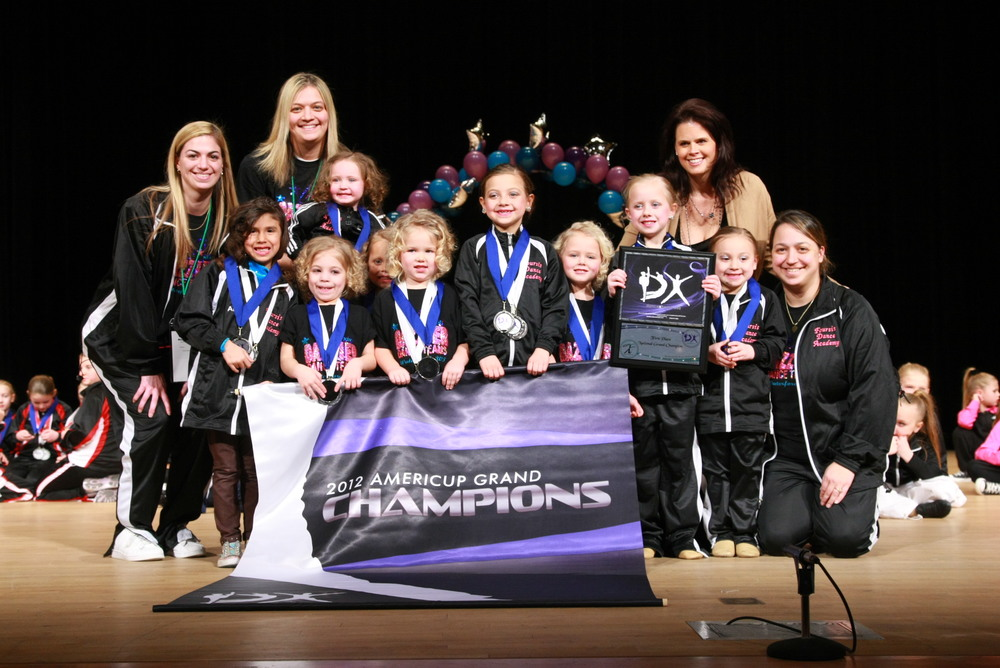 2012 AmeriCup Tiny Grand Champions  Foursis Tiny, Wisconsin