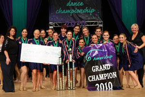 2010 Collegiate Dance Grand Champions Orange Coast College, California
