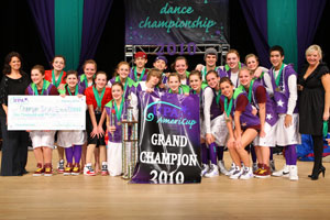 2010 AmeriCup Senior Grand Champions Champion Leagcy Seniors, South Dakota