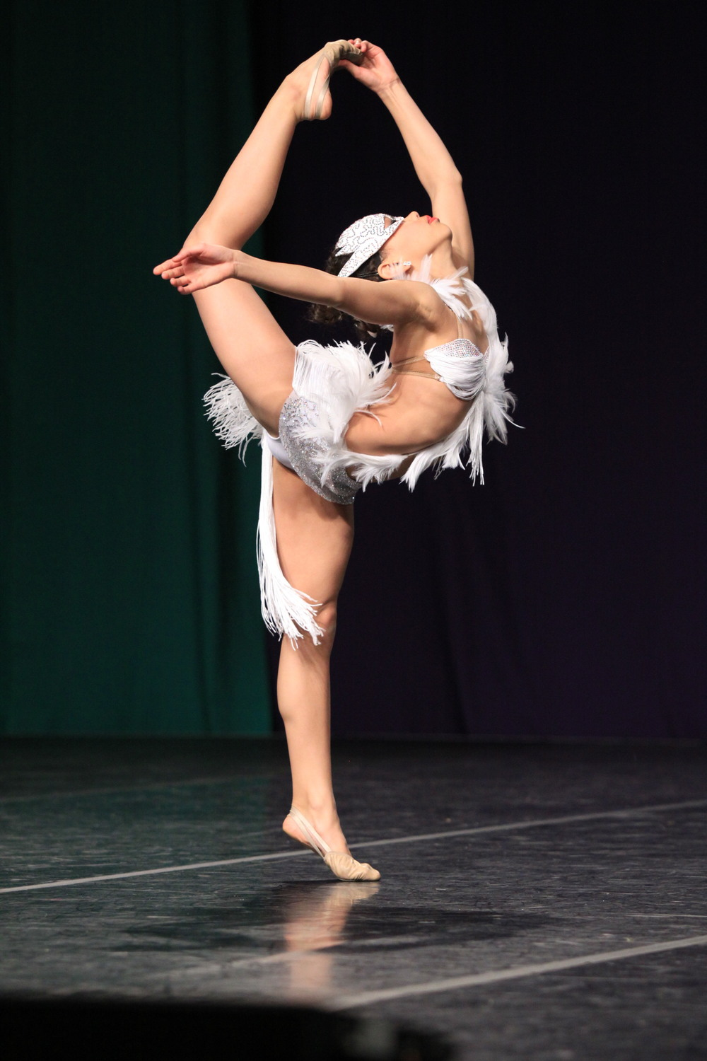 2010 - Malia Oliver from Energy Dance Center