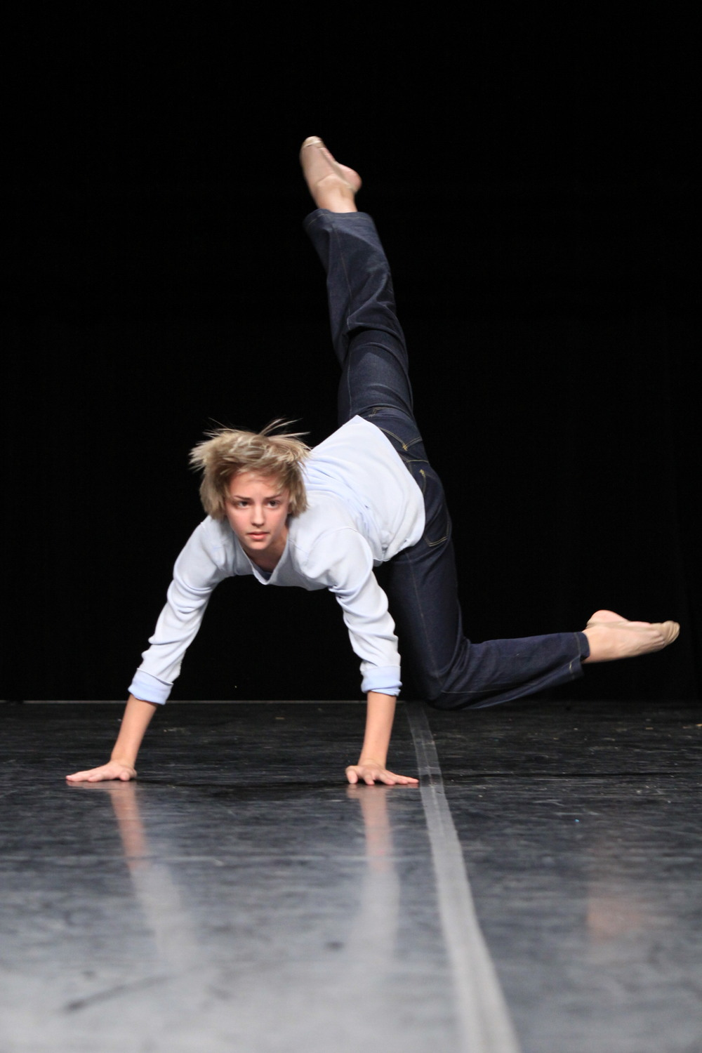 2010 - Dylan Wald from Energy Dance Center