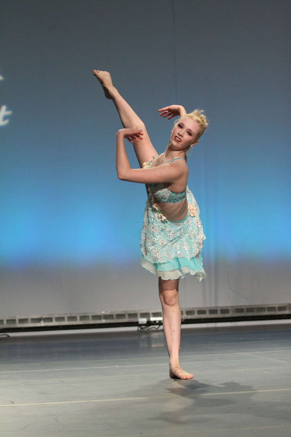 2011 - Alyssa Ness from Northland School of Dance