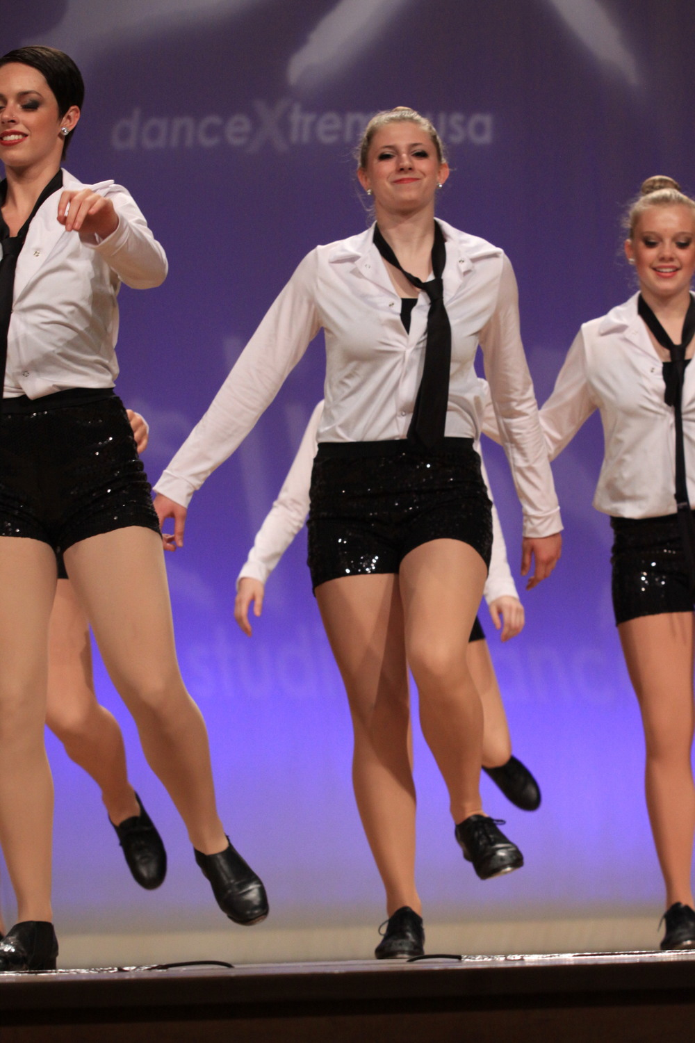 "2012 - ""Man In The Mirror"" from Misty's Dance Unlimited"