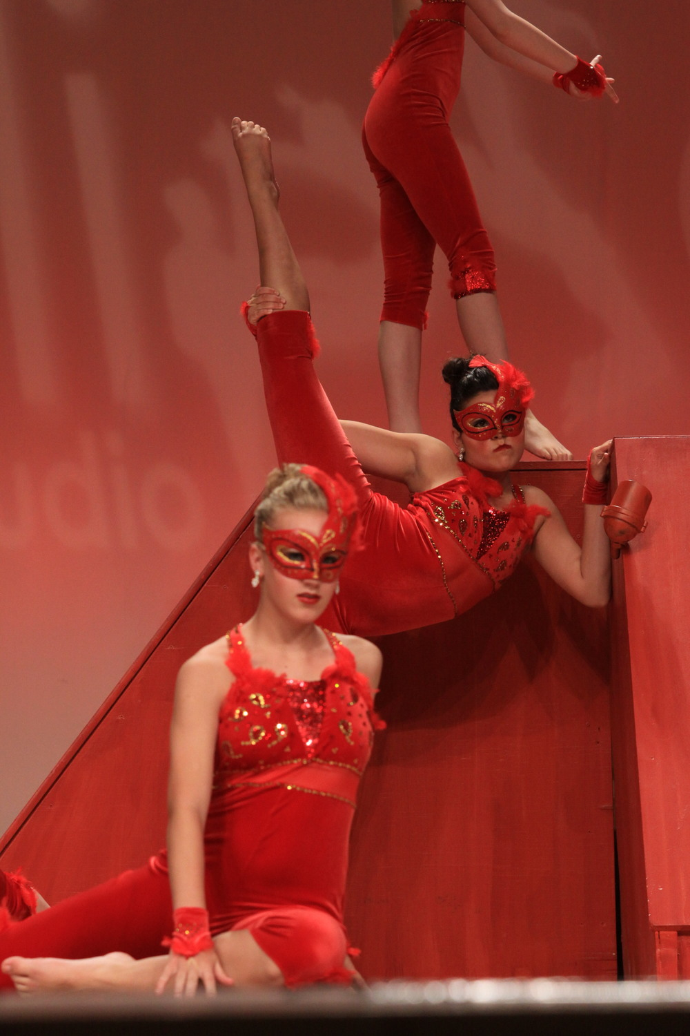 "2012 - ""The Pheonix"" from Fusion Dance"