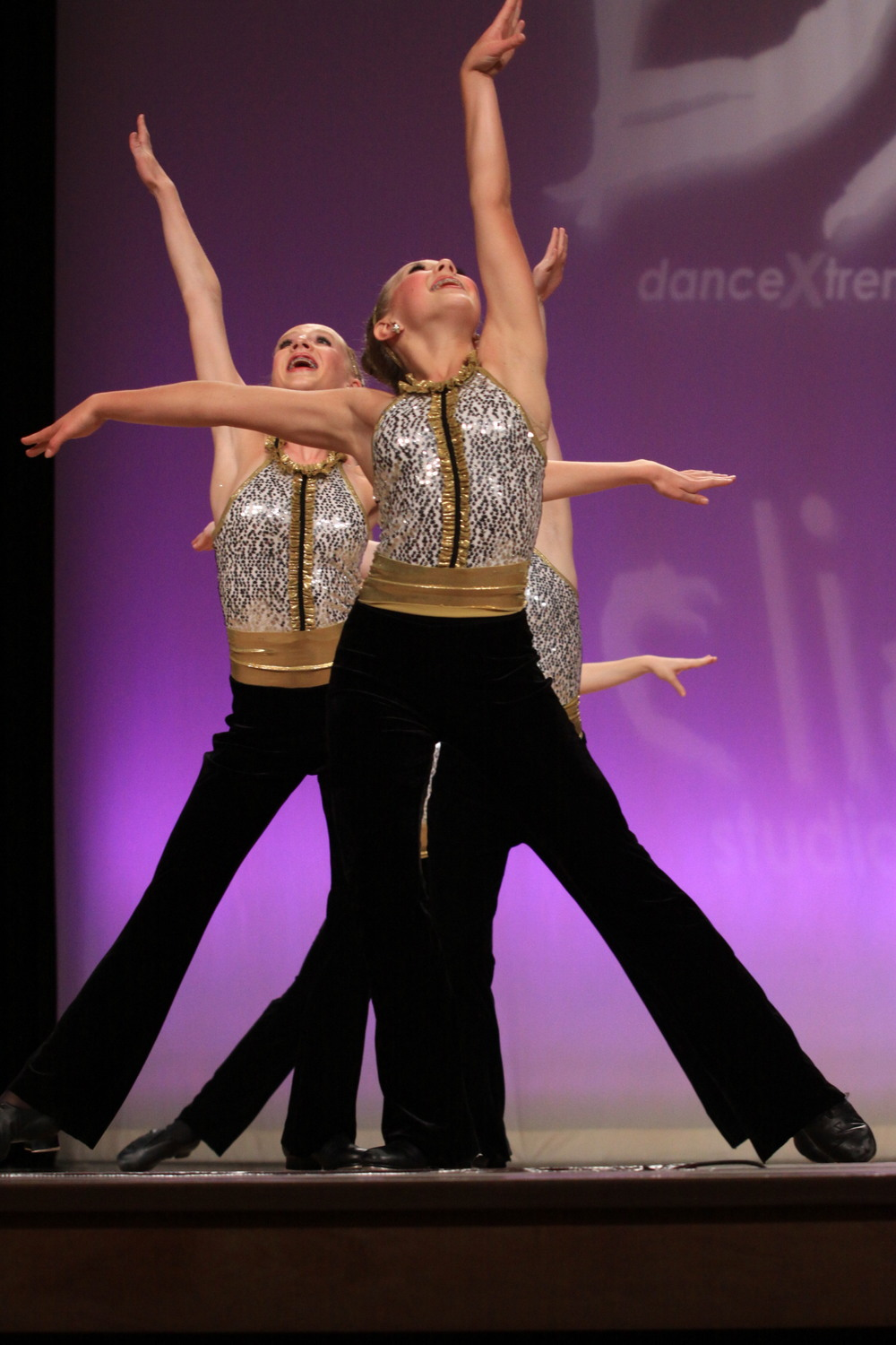"2012 - ""Jet Set"" from Misty's Dance Unlimited"