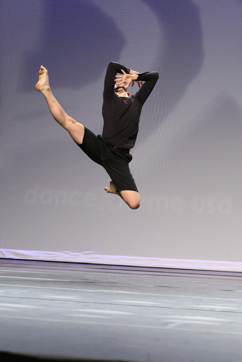 2012 - Max Erickson from Metro Dance Center