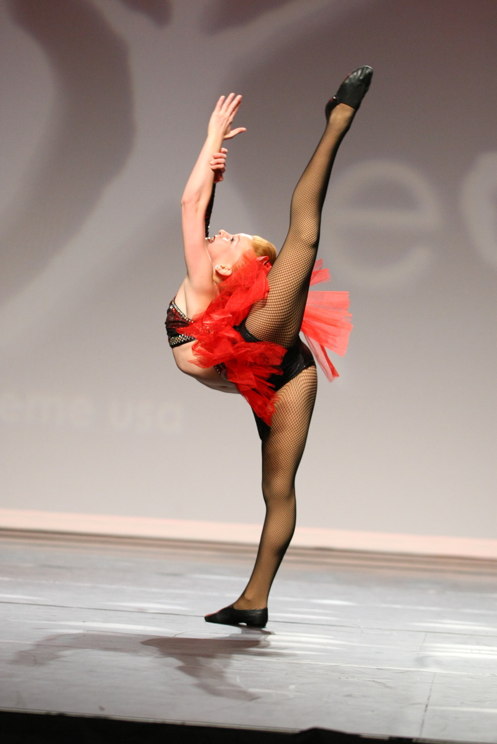 2012 - Madisyn Weyrens from Center Stage Dance Studio